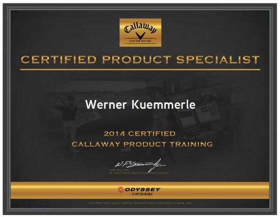 Produktspezialist 2014